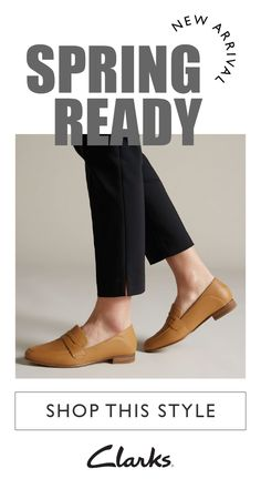a6a597aa2eff0a Refresh your wardrobe for spring with Pure Iris from Clarks. These women's  loafers blend retro