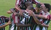 A vitória do Fluminense pela 1ª rodada do Brasileirão 2012