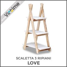 Scaletta 3 ripiani in Legno in 2 Versioni: struttura Bianca con ripiani Rovere Sbiancato o struttura Rovere Sbiancato con ripiani Bianchi. Confezione: Brown Box Dimensioni: 86x60x28 cm Ref.: S33677/10 Rovere Ref.: S33677/20 Bianco  #Virtime #VirtimeHome #Italy #italianfurniture #milan #buyfurniture #design #homedecor #tools #interiordesign #home #house #creative #homeart #colorful #detail #homedecoration #designideas #nofilter #unique #furniture #wood #materials #nature #decorating…