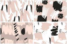 Blush Crush Patterns & Templates - Patterns - 11