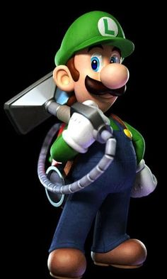 Luigi - Luigi's Mansion games - Nintendo