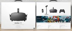 nice Brand New Oculus Rift Virtual Reality Headset VR CV1 Worldwide Shipping   Check more at http://harmonisproduction.com/brand-new-oculus-rift-virtual-reality-headset-vr-cv1-worldwide-shipping/