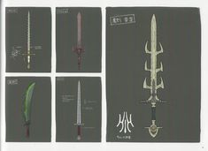 The Art of Three Houses - 091 - Artworks e imágenes - Galería Fire Emblem Wars Of Dragons Concept Weapons, Drawing Reference, Dragons, Concept Art, Art Pieces, Fire, Sword, Artworks, Houses