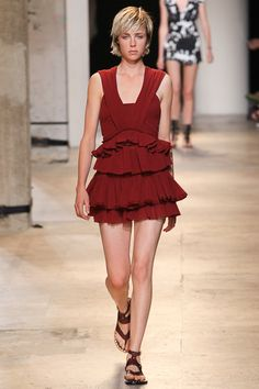 Isabel Marant Spring 2015 Ready-to-Wear - Collection - Gallery - Look 1 - Style.com
