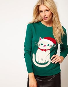 If I was in Germany already, I would totally buy this for Christmas Day and channel Bridget Jones.
