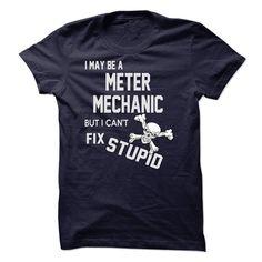 (Top Tshirt Popular) METER MECHANIC [Guys Tee, Lady Tee][Tshirt Best Selling]…