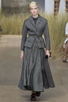 Christian Dior Fall 2017 Couture Collection - Fashion Style Mag