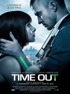 In Time In Time a film by Andrew Niccol + MOVIES + Amanda Seyfried + Justin Timberlake + Olivia Wilde + Shyloh Oostwald + Johnny Galecki + Colin McGurk + cinema + Action + Sci-Fi + Thriller Justin Timberlake, Film Movie, See Movie, Top Movies, Great Movies, Movies To Watch, Movies Free, Awesome Movies, Popular Movies