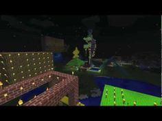 Minecraft in School - Student and Teacher Creations 2012