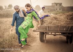 Punjabi photoshoot, save the date