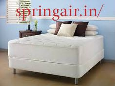 Buy Bed Mattress, Spring Mattress, and King Size Mattress Online at discounted price from Springair.in