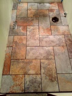MARAZZI, VitaElegante Ardesia 12 in. x 24 in. Porcelain Floor and Wall Tile (15.6 sq. ft. / case), ULRV1224HD1PR at The Home Depot - Mobile