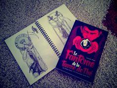 Entre dessin, écriture et lecture, quelques nouvelles de mon blog!