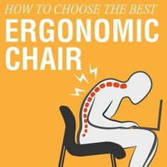 How to Choose the Best Ergonomic Office Chair Cool Office Desk, Cheap Office Chairs, Best Office Chair, Best Chair For Posture, Best Ergonomic Office Chair, Recycled Plastic Adirondack Chairs, Mid Century Modern Armchair, Cool Chairs