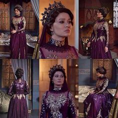 "Kösem Sultan - Magnificent Century: Kösem - ""The Arrows of Justice (Adaletin oklari)"" Season 2, Episode 9 (39)"