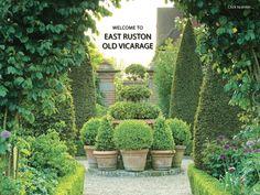 East Ruston Old Vicarage Gardens