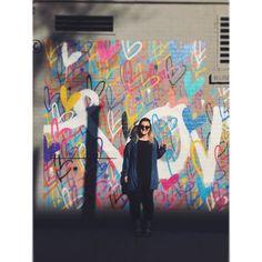 Street graffiti  #NewYork #NewYorkCity #newyorker #NewYorkNewYork #NYC #nyclife #USA #America #UnitedStates #city #citylife #view #bigcity #vsco #vscocam #photogrid #photo #vsconyc #instagramers #instagrammers #instamood #street #view #architecture #grafiti #love #soho #manhattan #streetart by traceybarclay