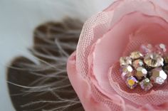 How to Make a Fabric Flower Fascinator (New!)