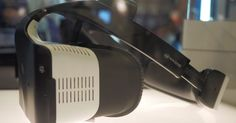 Intel announces Project Alloy, an all-in-one VR headset