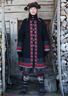 """""""Muhu"""" cotton coat – Muhu - an island of surprises – GUDRUN SJÖDÉN – Webshop, mail order and boutiques 