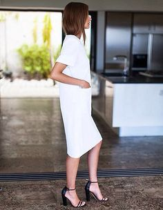 Style All White Look