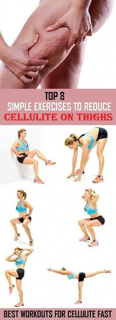 Healthy Motivation: 8 Most Effective Cellulite Reduction Exercises . Healthy Motivation: 8 Most Effective Exercises to Reduce Cellulite … Source by leamunzinger Fitness Workouts, Fitness Motivation, Butt Workout, Easy Workouts, Workout Routines, Fitness Plan, Back Of Thigh Workout, Inner Thigh Workouts, Yoga Fitness