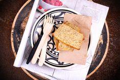 Citromos-mákos reggelire I Foods, Cornbread, Food Photography, Blog, Ethnic Recipes, Millet Bread, Corn Bread