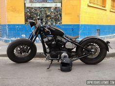 La Harley-Davidson Sportster 1200 d'Eric...
