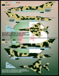 MiG-21bis Algeria
