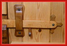 homemade  Door Locks | Homemade Wooden Door Lock Design