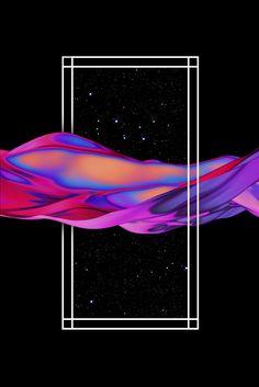 L'univers graphique rétro-futuriste et psychédélique de Quentin Deronzier ne vous laissera pas indifférent. L'artiste digital français évolue dans