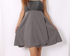 Charming Off Shoulder Lace Splicing Boat Neck Dress Greyhttp://www.clothing-dropship.com/charming-off-shoulder-lace-splicing-boat-neck-dress-grey-g2362975.html