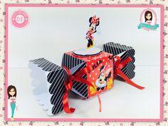 Caixa De Bala - Minnie