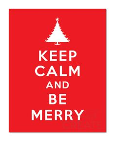 Image of Keep Calm—Christmas