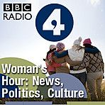BBC Woman's Hour: News, Politics, Culture. Woman's Hour brings you the big celebrity names and leading women in the news, with subjects ranging widely from politics to health, law, education, arts, parenting, relationships, work, fiction, food and fashion. Presented by Jenni Murray and Jane Garvey. Find out more at www.bbc.co.uk/radio4/womanshour