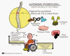 A Prisoner of the System: Autonomic Dysreflexia, Mark it Down, Could Very Well Be My Demise