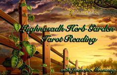 Wiccan Moonsong: Lammas New Moon and Lughnasadh Herb Garden Readings Open!