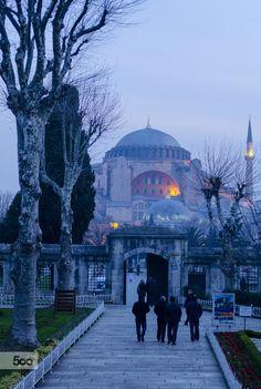 Early morning in Istanbul 3 by Tarik  Jesenković on 500px