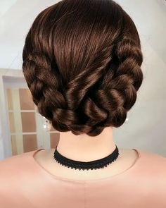# upside down french Braids Amazing😍😍 Easy Hairstyles For Long Hair, Braids For Long Hair, Up Hairstyles, Braided Hairstyles, Hair Up Styles, Natural Hair Styles, Hair Videos, Hair Hacks, Hair Makeup
