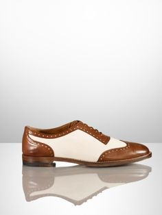 I love my boots and sneakers but I'd surely skip a day or two if I could have a pair of these Oxfords!