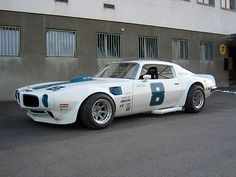 Roger Bollinger 1971 Pontiac Trans Am Track car Amc Javelin, Plymouth, Hot Rods, Pontiac Cars, Pontiac Firebird Trans Am, Classic Race Cars, Vintage Race Car, American Muscle Cars, American Sports