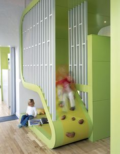 Commission by London Borough of Islington for refurbishment and rationalisation of a new Children's Centre.   The site includes the entire ...