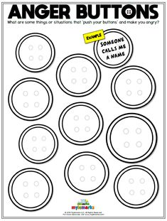 Feelings Word Scramble Worksheet • 8.5