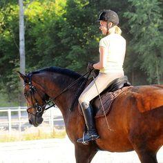 Mitä tehdä kun ratsastus ja hevostelu eivät enään motivoi?
