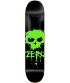 Zero Blood Skull Skateboard Deck 2015. FREE shipping over $50.