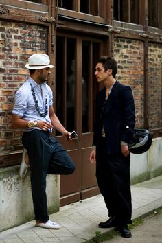 On the Street…..Two, Paris « The Sartorialist