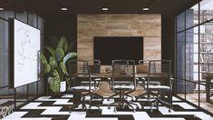 Studios Architecture, Conference Room, Interior Design, Table, Furniture, Home Decor, Nest Design, Decoration Home, Home Interior Design