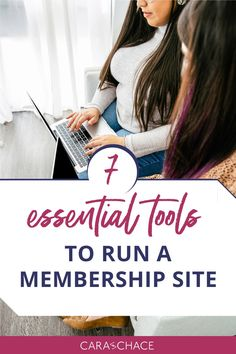 Read the lessons Cara Chace, creator of Pin Power Method learned since launching in December 2018. Discover which tools are essential to keep your membership site working well for both you and your members along with getting free resources to learn Pinterest for business.