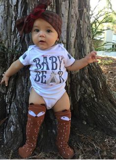 Hey, I found this really awesome Etsy listing at https://www.etsy.com/listing/236671278/baby-bear-onesie-teepee-onesie-creeper