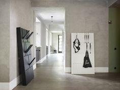 Appendiabiti a parete in faggio PIANO WHITE - PER/USE